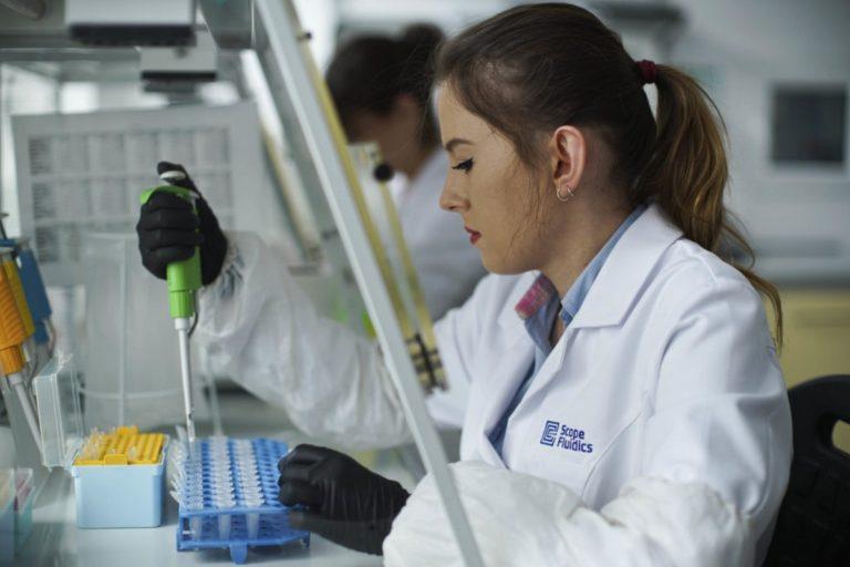 Scope Fluidics rozpoczyna industrializację chipa w projekcie PCR ONE