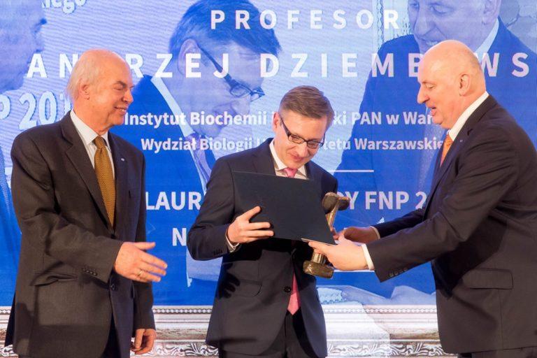 Nagroda Fundacji na rzecz Nauki Polskiej za nowe podejście w leczeniu szpiczaka