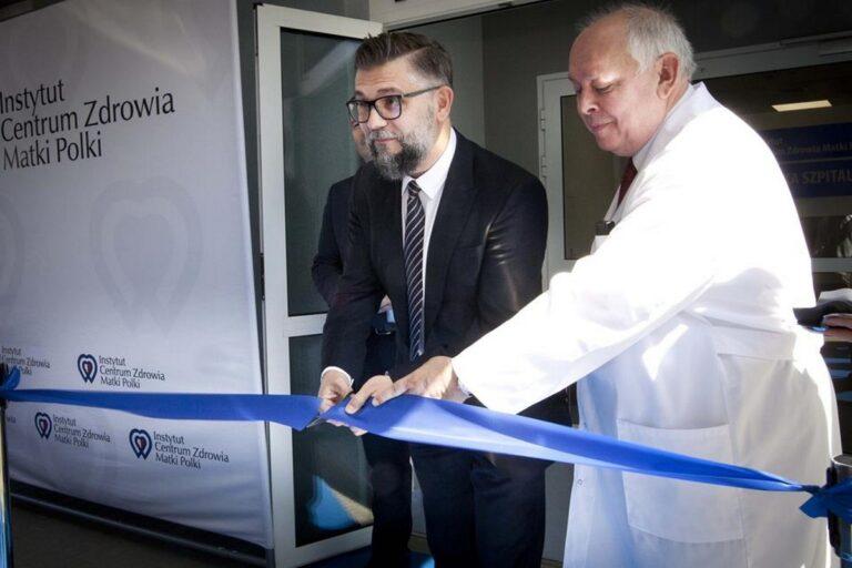 Centrum Zdrowia Matki Polki ma nową aptekę