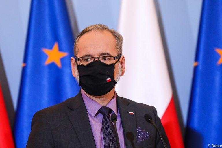 W Polsce ma powstać 8 tys. punktów szczepień