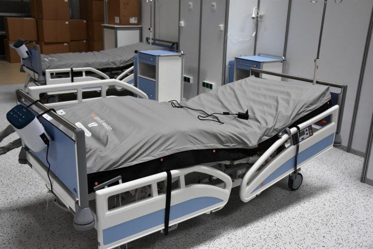 Małopolska: w tym tygodniu zwolnimy ok. 150 łóżek covidowych