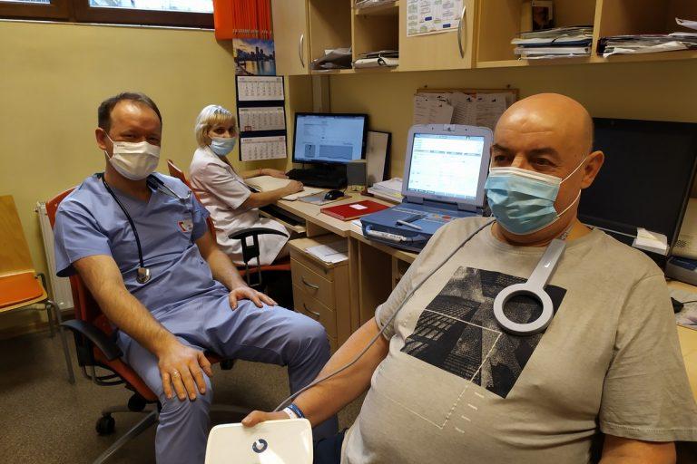 SCCS: Sztuczna inteligencja wykryła u pacjenta migotanie przedsionków i przewidziała zaostrzenie niewydolności serca