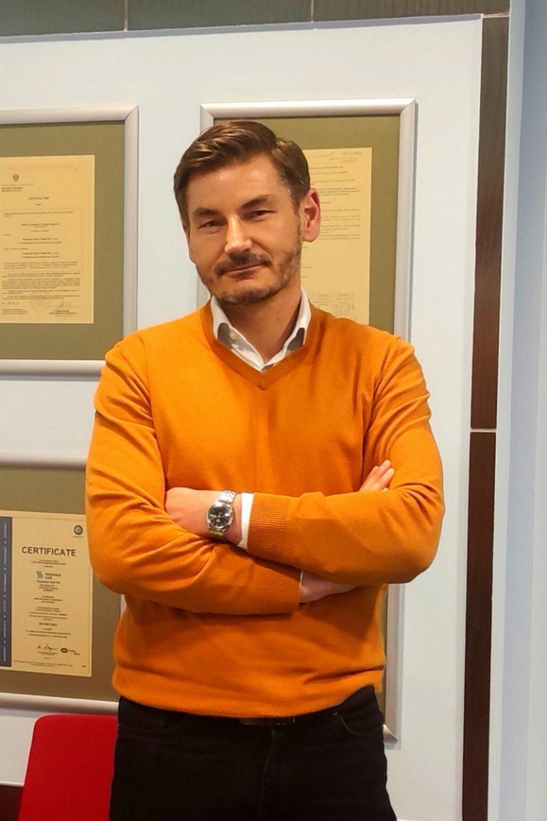 Wytwórnia Płynów Infuzyjnych Fresenius Kabi w Kutnie ma nowego dyrektora